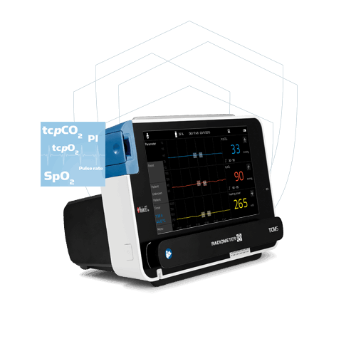 ABL90 FLEX PLUS analyzer